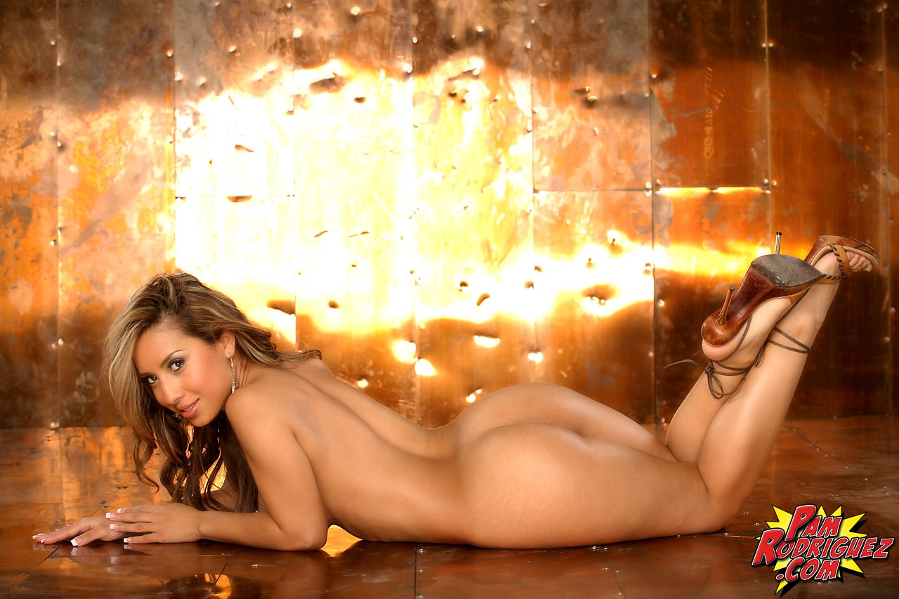 from Steve pam rodriguez naked pussy