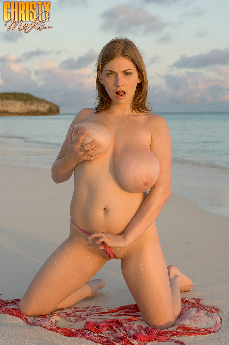 Have missed Busty nude christy marks gifs